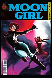 Moon Girl #1 (of 5)