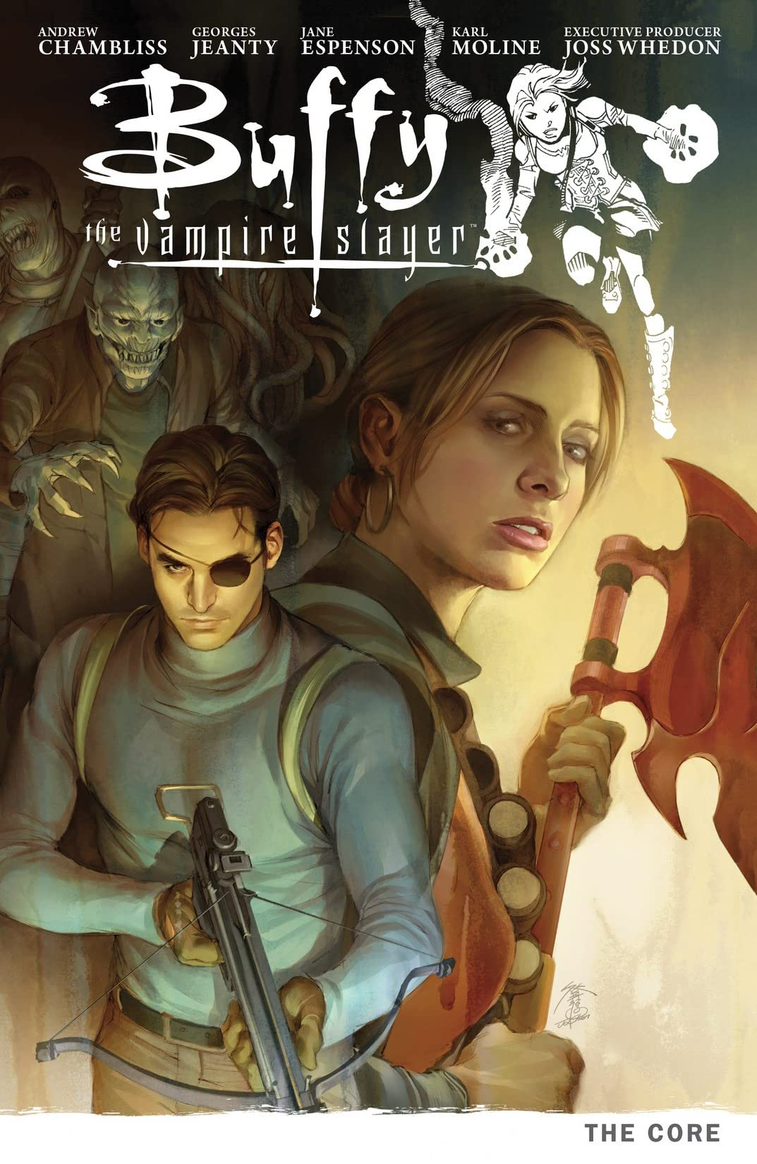 Buffy the Vampire Slayer Season 9 Vol. 5: The Core