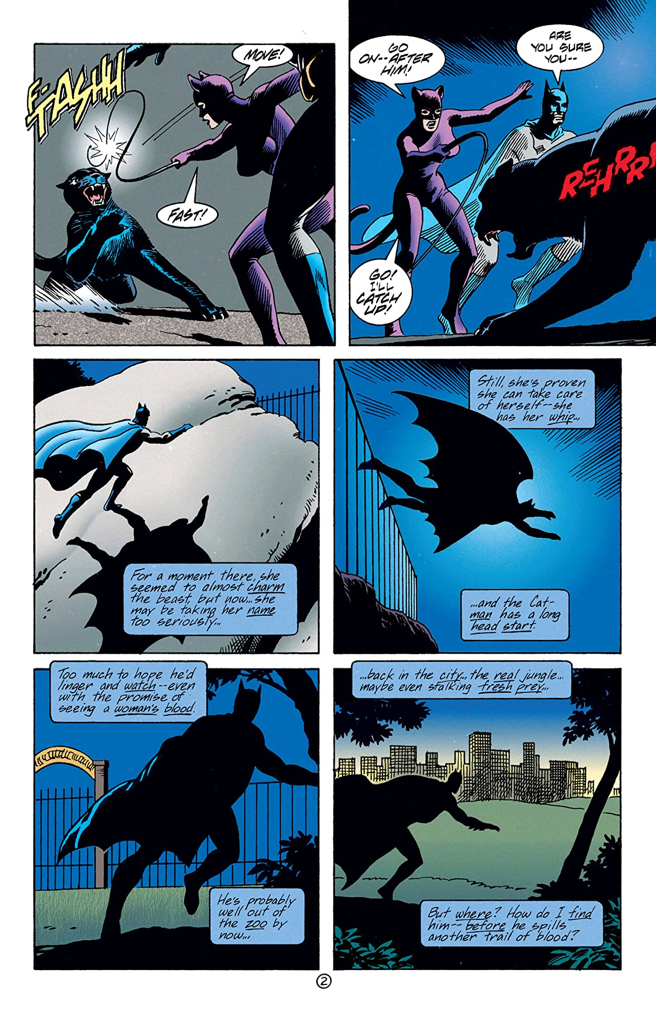 Batman: Legends of the Dark Knight #49