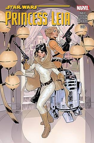 Princess Leia (2015) #2 (of 5)