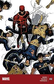 Uncanny X-Men (2013-2015) #32