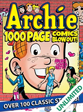 Archie 1000 Page Comics Blowout!