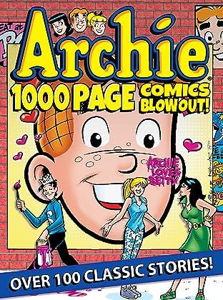 Archie 1000 Page Comics Blowout!