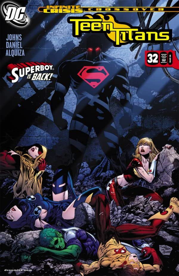 Teen Titans (2003-2011) #32