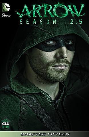 Arrow: Season 2.5 (2014-2015) #15