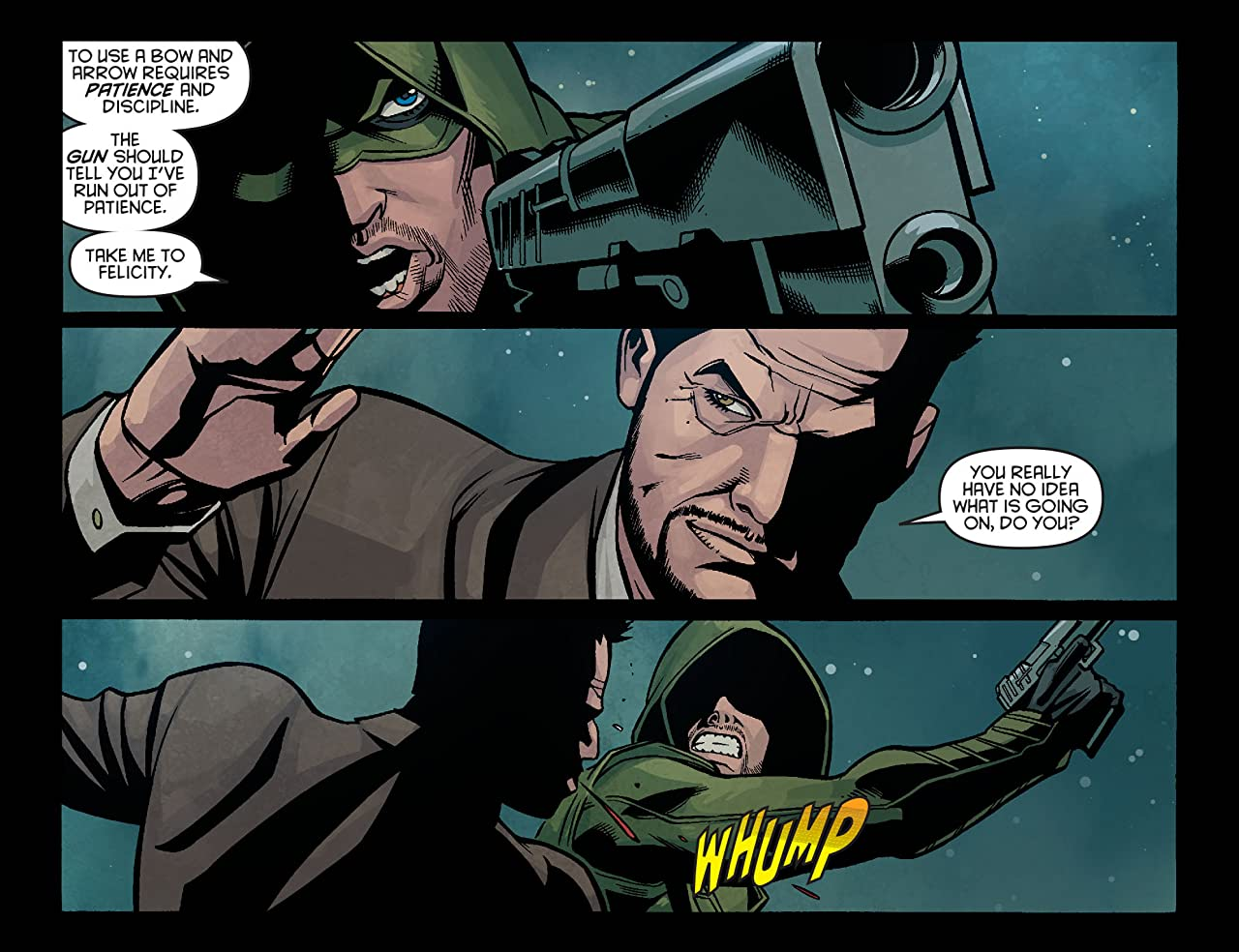 Arrow: Season 2.5 (2014-2015) #15