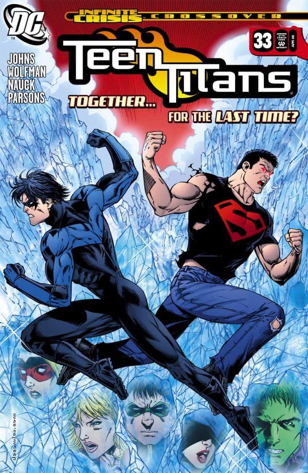 Teen Titans (2003-2011) #33