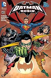 Batman and Robin (2011-2015) #40