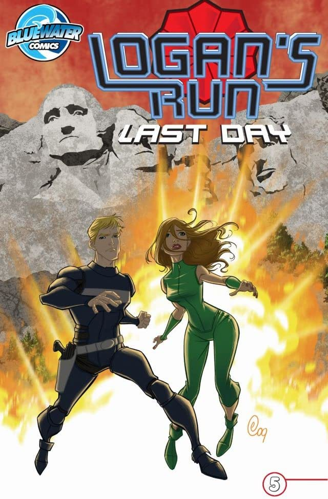 William F. Nolan's Logan's Run: Last Day #5