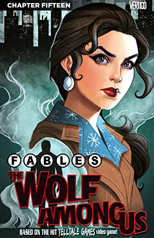 Fables: The Wolf Among Us No.15