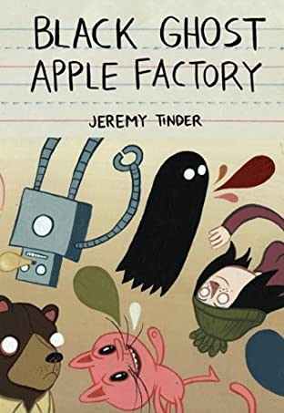 Black Ghost Apple Factory