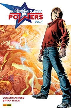 America's Got Powers Tome 1