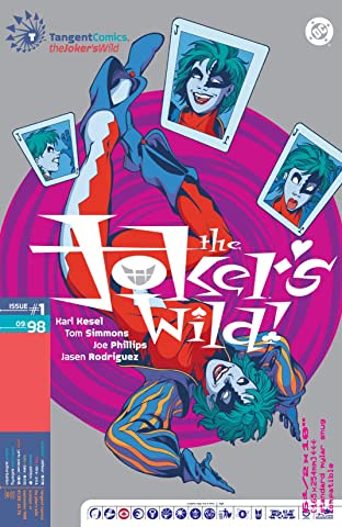 Tangent Comics: The Joker's Wild (1998) #1