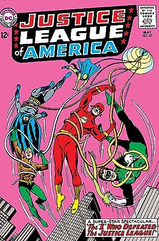 Justice League of America (1960-1987) #27