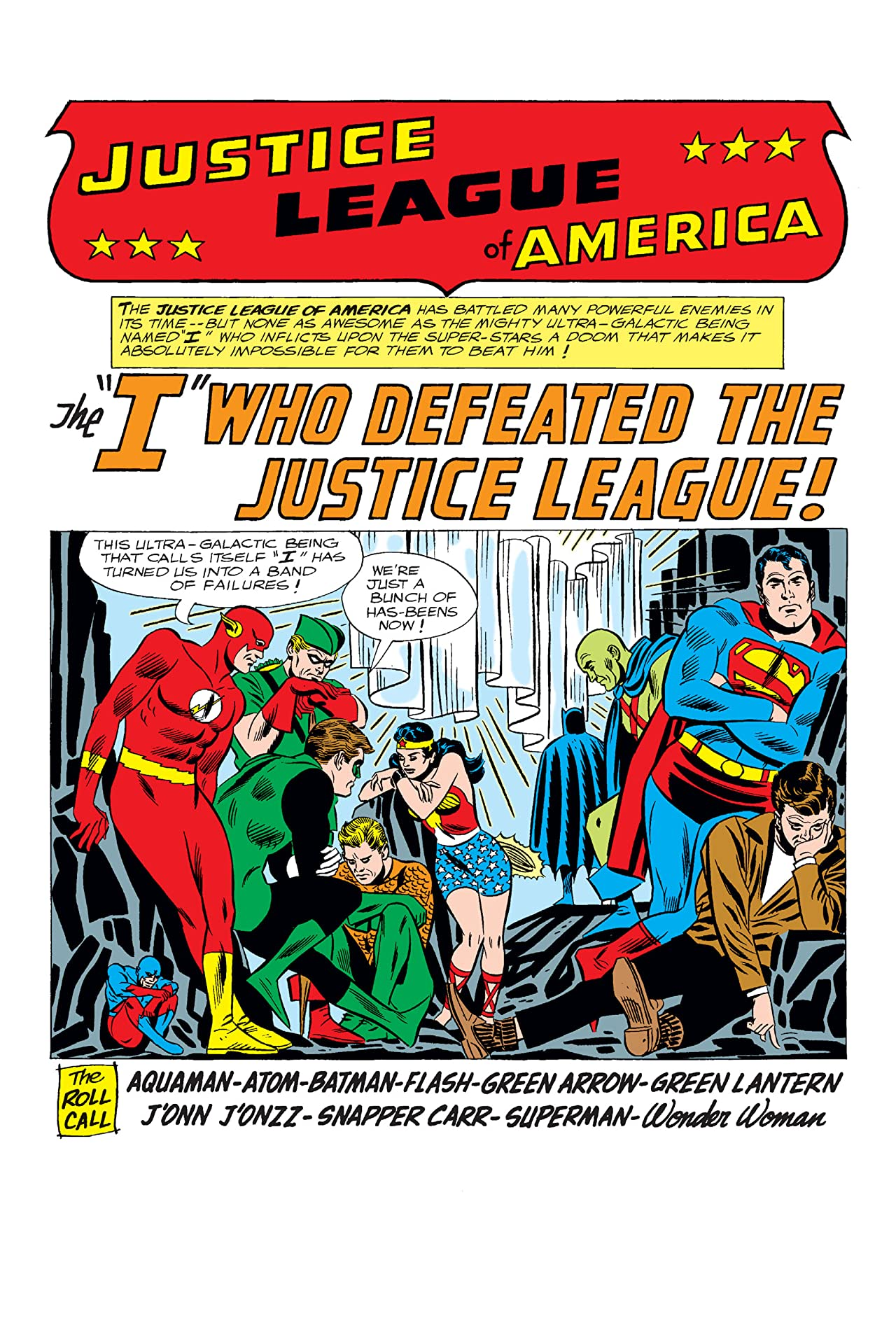 Justice League of America (1960-1987) #27