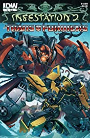 Transformers: Infestation 2 #2 (of 2)