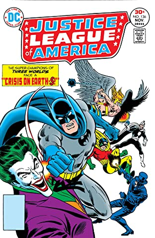Justice League of America (1960-1987) #136