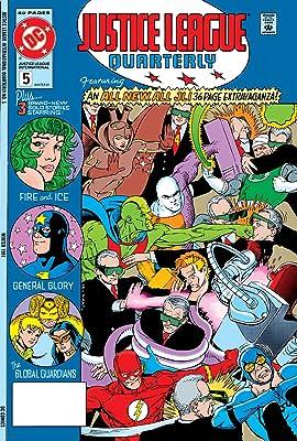 Justice League Quarterly (1990-1994) #5