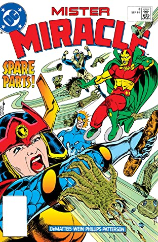 Mister Miracle (1989-1991) #8