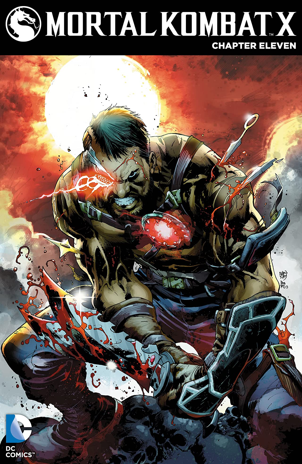 Mortal Kombat X (2015) No.11