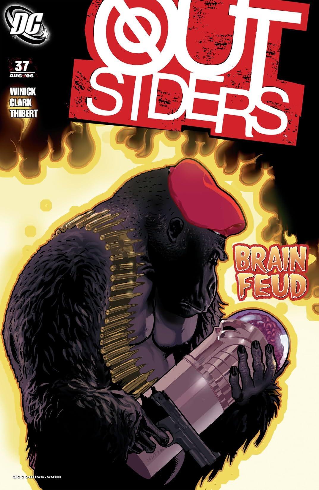 Outsiders (2003-2007) #37