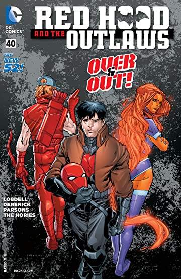 Red Hood and the Outlaws (2011-2015) #40