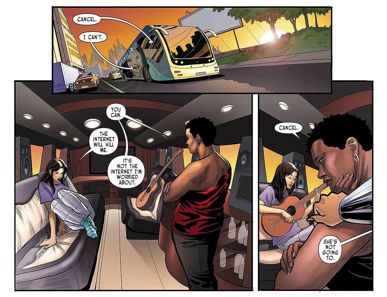 Sensation Comics Featuring Wonder Woman (2014-2015) #29