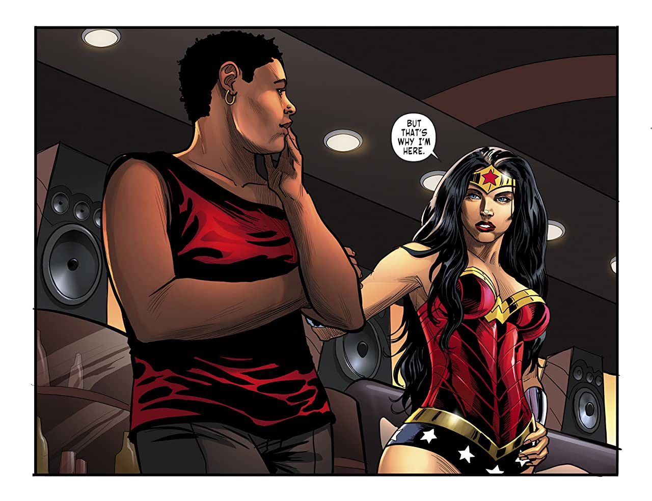 Sensation Comics Featuring Wonder Woman (2014-2015) #29
