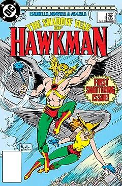 The Shadow War of Hawkman (1985) #1