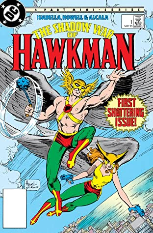 The Shadow War of Hawkman (1985) #1