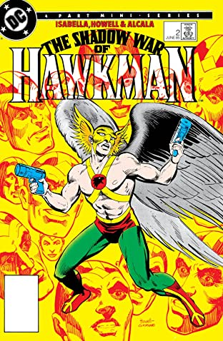 The Shadow War of Hawkman (1985) #2