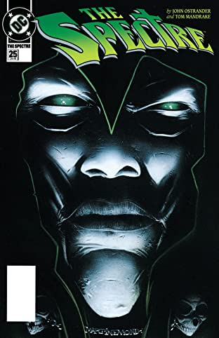 The Spectre (1992-1998) #25