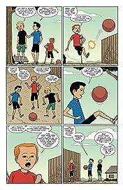 Strange Sports Stories (2015) #1
