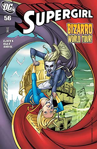 Supergirl (2005-2011) #56