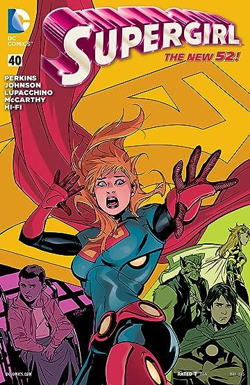 Supergirl (2011-2015) #40