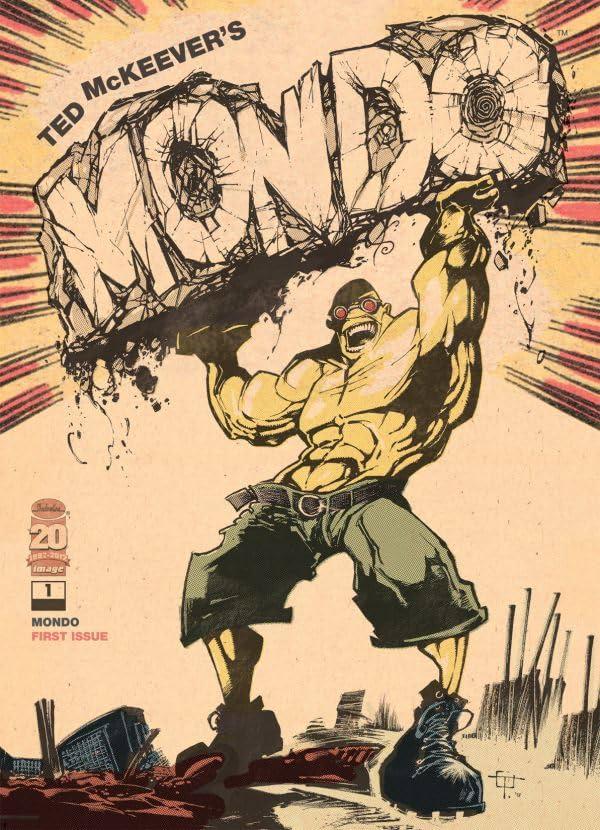 Mondo #1 (of 3)
