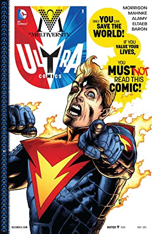The Multiversity: Ultra Comics (2014-) #1