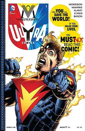 The Multiversity: Ultra Comics (2014) #1