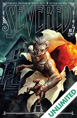 Severed #7 (of 7)