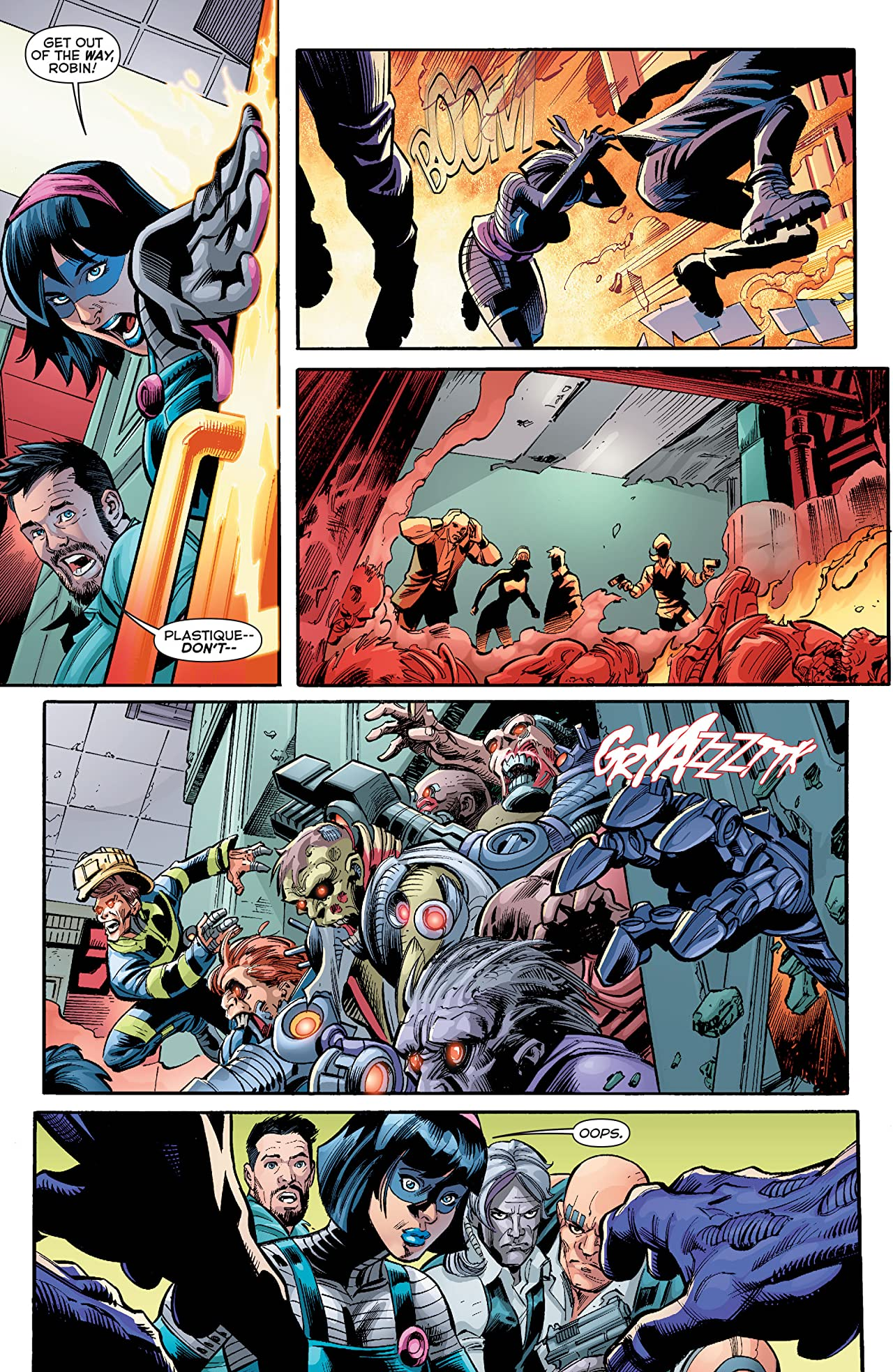 The New 52: Futures End #46