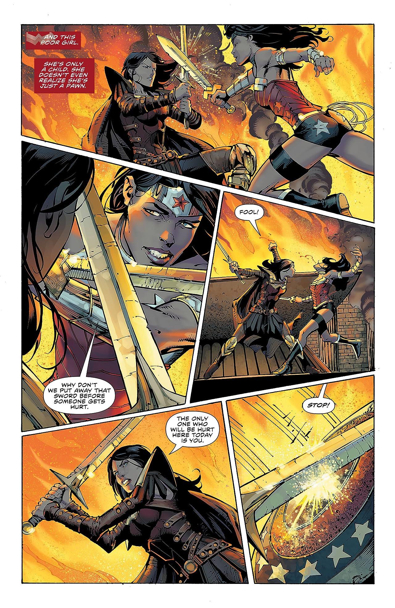 Wonder Woman (2011-2016) #40
