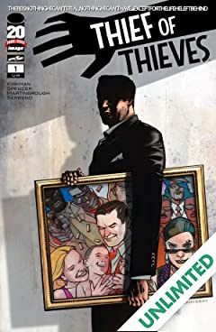 Thief of Thieves #1