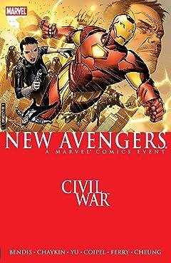 New Avengers Vol. 5: Civil War