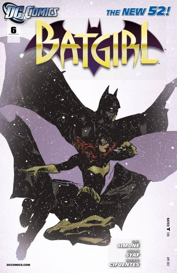 Batgirl (2011-) #6