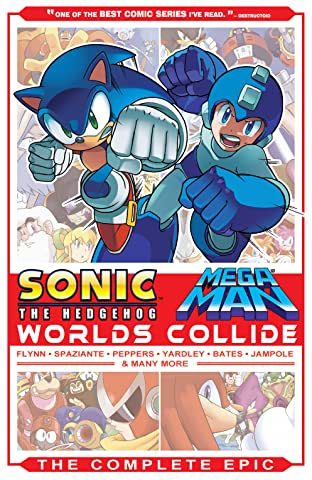 Sonic the Hedgehog/Mega Man: Worlds Collide - The Complete Epic