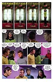 Star Trek: New Visions #5: A Scent of Ghosts