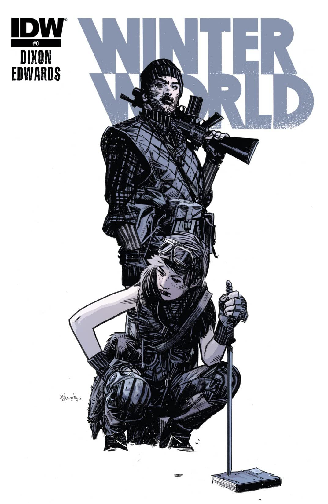 Winterworld (2014-2015) #0