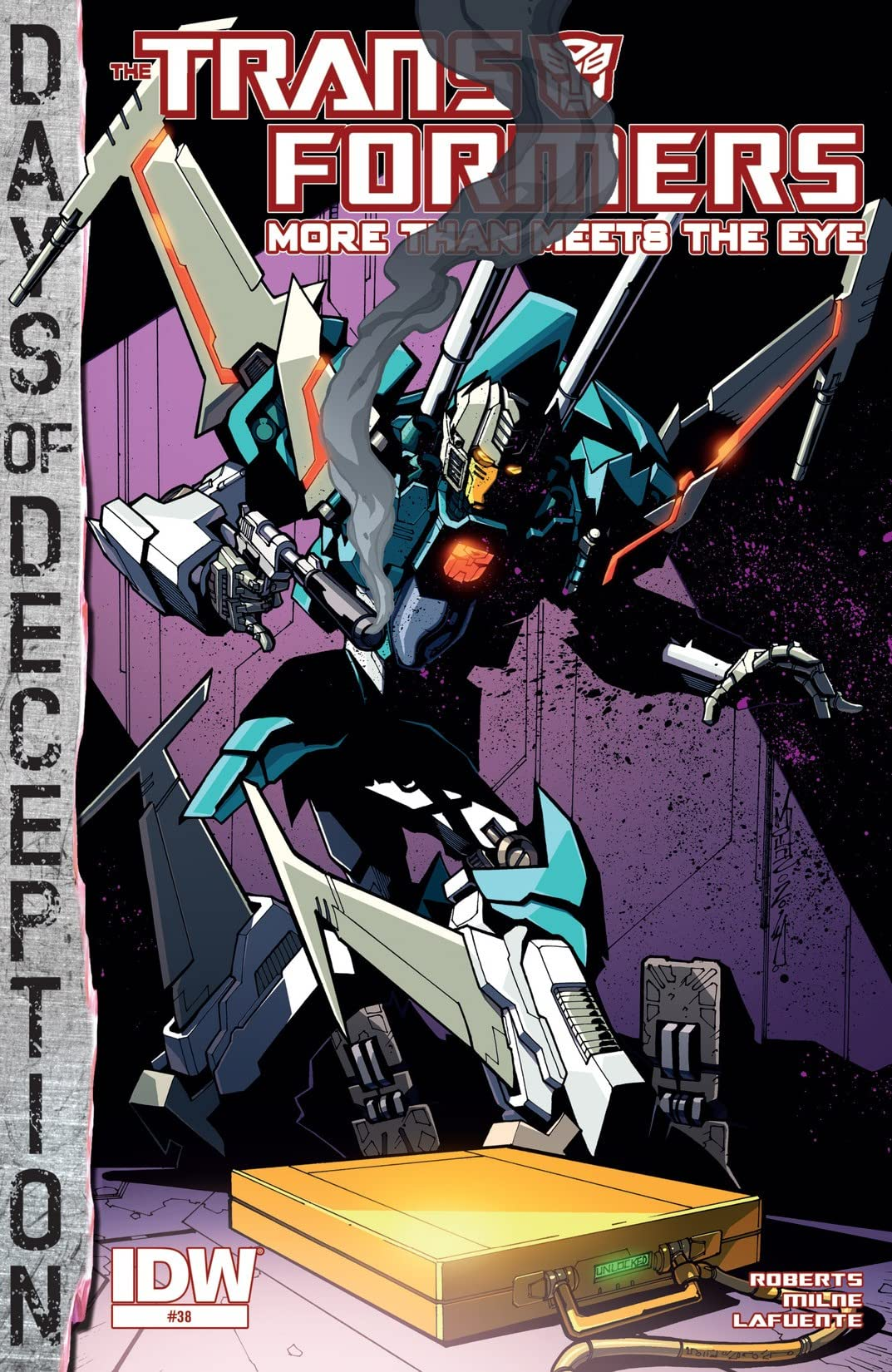 Transformers: More Than Meets the Eye (2011-2016) #38: Days of Deception