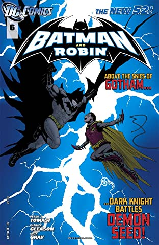 Batman and Robin (2011-2015) No.6