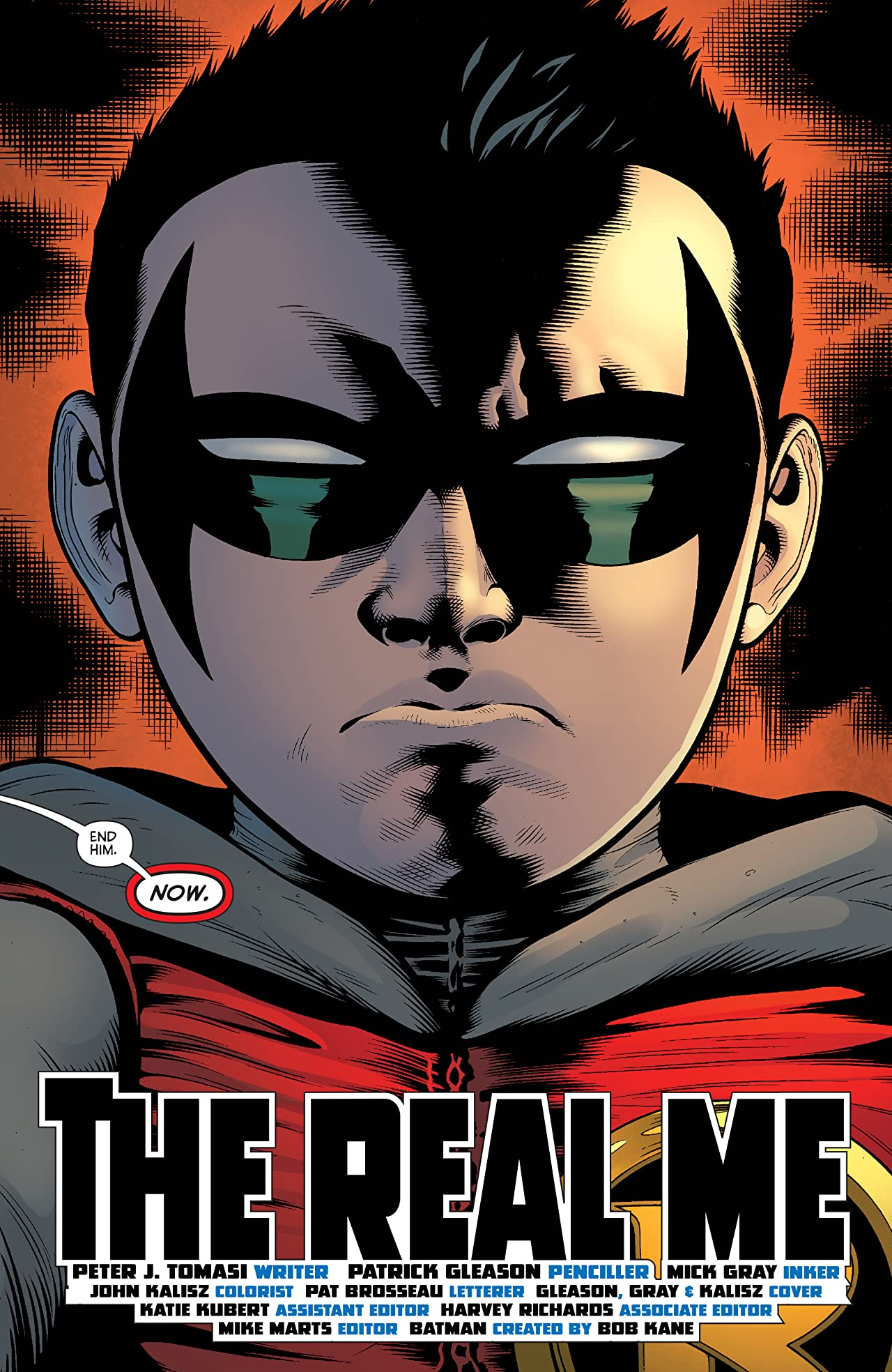 Batman and Robin (2011-2015) #6